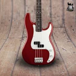 Fender Precision Bass Standard RW Candy Apple Red