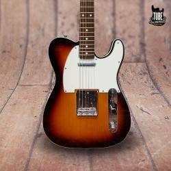 Fender Telecaster Custom Vintage 62 Japan RW 3 Color Sunburst