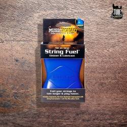 MusicNomad String Fuel Cleaner & Lubricant