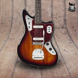 Squier Jaguar Vintage Modified RW 3 Color Sunburst