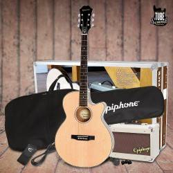 Epiphone PR-4E Acoustic Electric Player Pack 240V