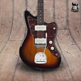 Squier Jazzmaster Vintage Modified RW 3 Color Sunburst