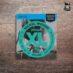 D'Addario Nickel Wound XL Baritone Electric Light 13-62