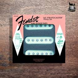 Fender Pure Vintage Parts '65 Stratocaster Pickup Set