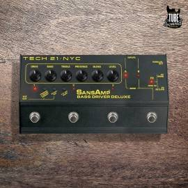 Tech 21 SansAmp Bass Driver DI Deluxe