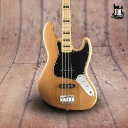Squier Jazz Bass 70's Vintage Modified Natural