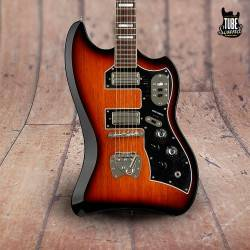 Guild S-200 Thunderbird Antique Burst