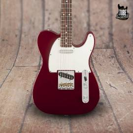 Fender Telecaster Classic Player Baja 60's RW Candy Apple Red