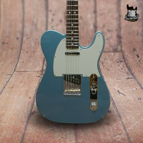 Fender Custom Shop Telecaster 63 Ger 14-95 NOS RW Teal Green