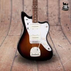 Fender Jazzmaster Classic Series 60's Road Worn RW 3 Color Sunburst