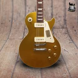 Gibson Custom M2M Les Paul Standard Historic '56 V3 Neck VOS Antique Gold