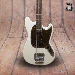 Fender Mustang Bass RW Vintage White