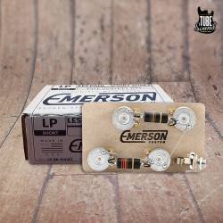 Emerson Custom Les Paul Short Shaft Prewired Kit