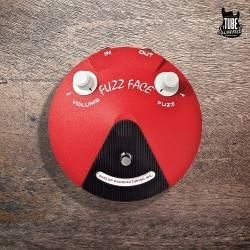 Dunlop JHF3 Band Of Gypsys Fuzz Face Distortion