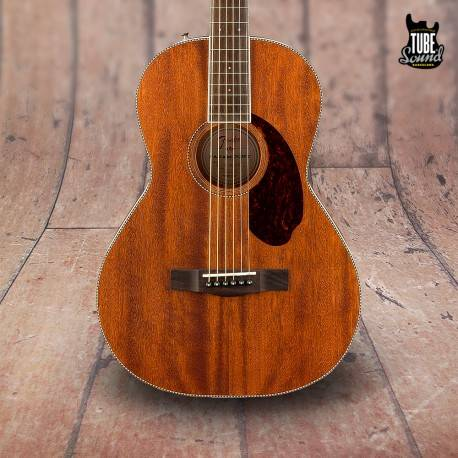 Fender PM-2 NE Parlor All-Mahogany Natural