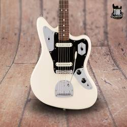 Fender Jaguar American Professional RW Olympic White