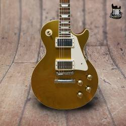 Gibson Custom Les Paul Standard  '57 V2 Neck VOS Antique Gold