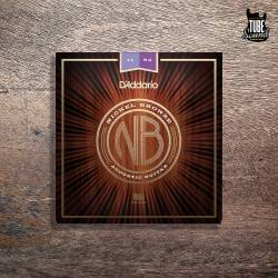 D'Addario Nickel Bronze Acoustic Custom Light 11-52