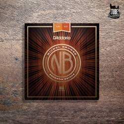 D'Addario Nickel Bronze Acoustic Extra Light 10-47