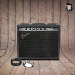 Fender '68 Custom Princeton Reverb Ltd. Ed. Black Lacquered Tweed 1x12""