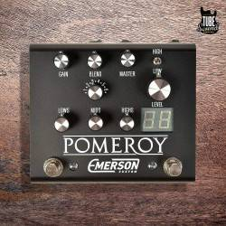 Emerson Custom Pomeroy Black Boost Overdrive Distorsion