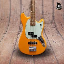 Fender Mustang Bass Special Edition PJ PF Capri Orange