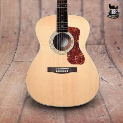Guild OM-240E Westerly Archbacks Natural