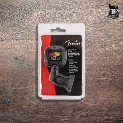 Fender FCT-2 Professional Color Clip On Tuner