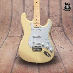 Fender Stratocaster Classic Series '70s Japan MN Yellow White
