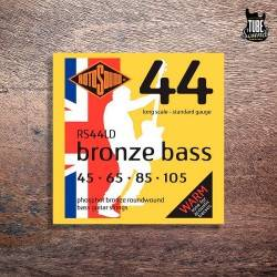 RotoSound RS44LD Phosphor Bronze Round Wound Bass 45-105
