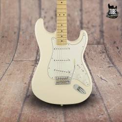 Fender Stratocaster American Special MN Olympic White