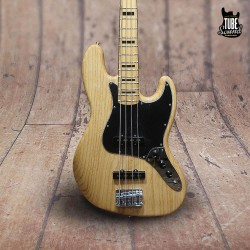 Fender Jazz Bass 70s LTD MN Natural