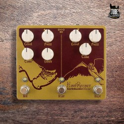 EarthQuaker Devices Hoof Reaper V2 Dual Fuzz Octave