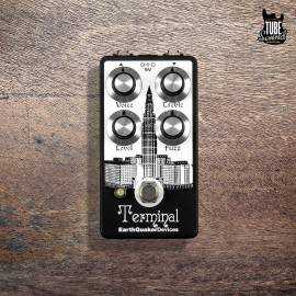 EarthQuaker Devices Terminal V2 Destructive Fuzz Device