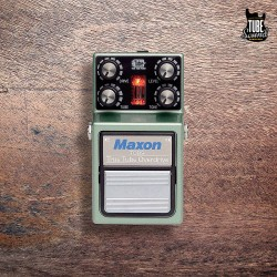Maxon TOD-9 True Tube Overdrive