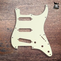 Fender Strat Pickguard 11 Hole Modern Style Mint Green