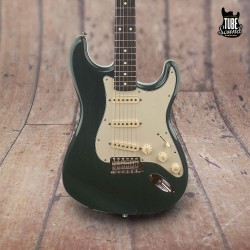 Fender Custom Shop Stratocaster 60s NOS RW Dark British Racing Green