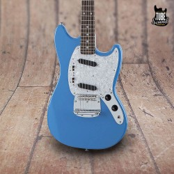 Fender Mustang '70s Traditional Made in Japan RW California Blue