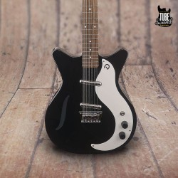Danelectro 12STR Vintage12 Strings Gloss Black