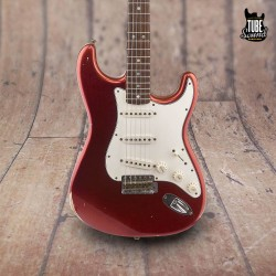 Fender Custom Shop Custom Order Stratocaster '65 RW Relic Candy Apple Red