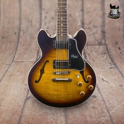 Gibson Custom CS-336 Figured Top Vintage Sunburst