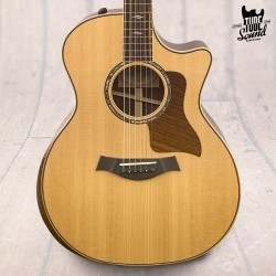 Taylor 814ce DLX Natural