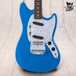 Fender Mustang '70s Traditional Japan RW California Blue