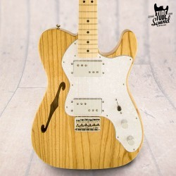 Fender Telecaster Classic Series '72 Thinline MN Natural