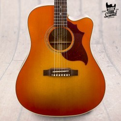 Gibson Hummingbird Mahogany AG 2019 Light Cherry Burst