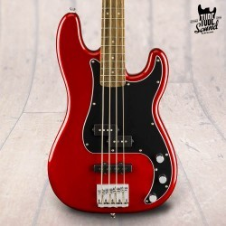 Squier Precision Bass PJ Vintage Modified  LRL Candy Apple Red