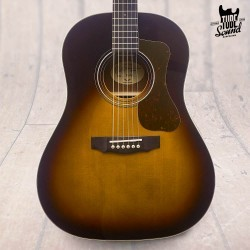 Guild DS-240 Westerly Memoir Tear Drop Burst