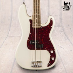 Squier Precision Bass Classic Vibe '60s LR Olympic White