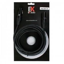 EK audio PXX0016 XLR-XLR 6m