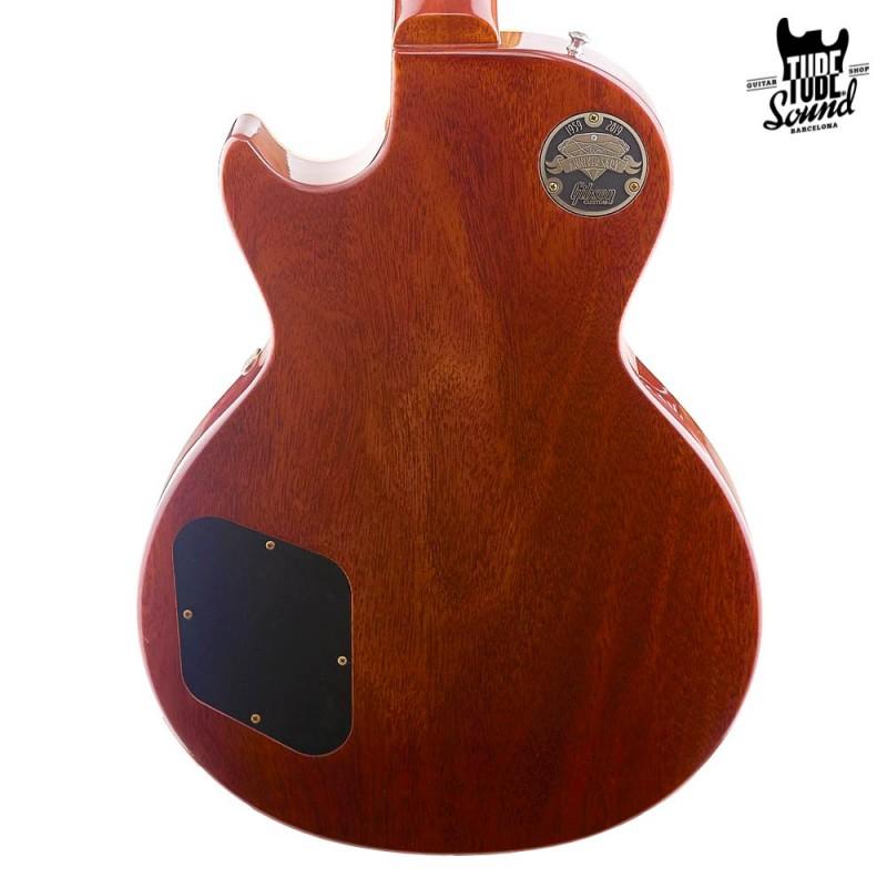 Gibson Custom Les Paul Standard 1959 60th Anniversary VOS Golden Poppy Burst